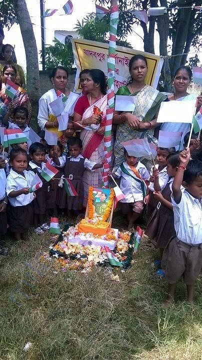 School Event on Independence Day