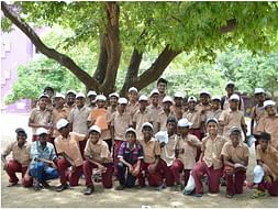 Equip Students Of Saidapet