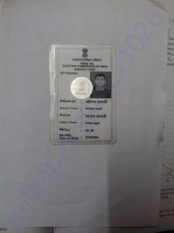 Voter-Card