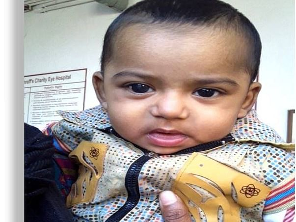 Donate to save Mehtab from retinoblastoma (cancer of eye)