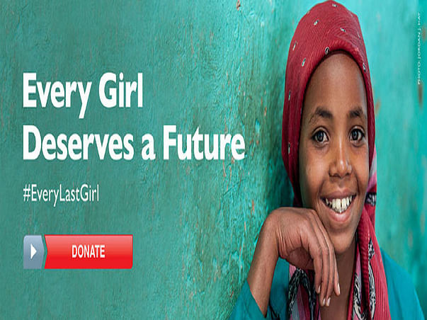 Support to Educate 50 Girl Children for an Year