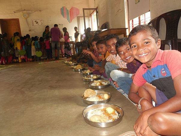 60 x 30 x 12 = 21600 meals. Help us to serve better!