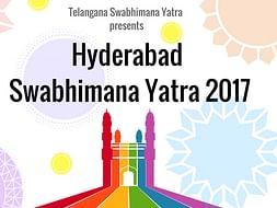 Hyderabad Swabhimana Yatra 2017