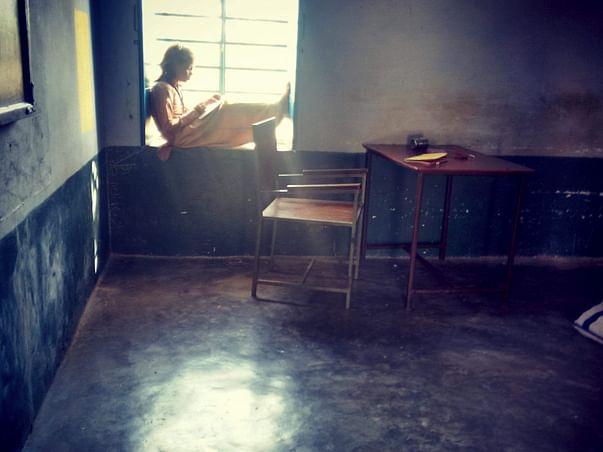 """""""मौसम"""" के सपनों वाला Classroom"""