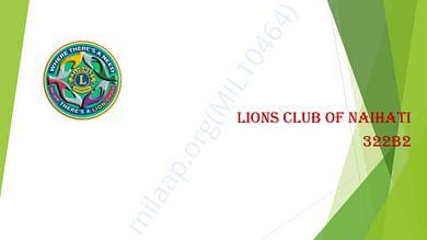 LIONS CLUB OF NAIHATI