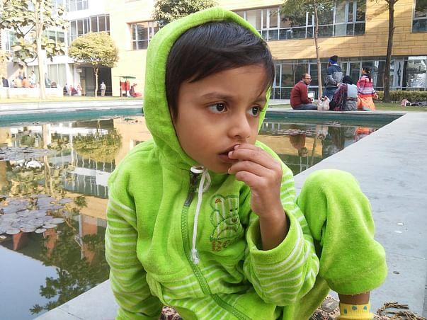 Love for Rajvir-Fighting High Risk Cancer-Keep Him Alive