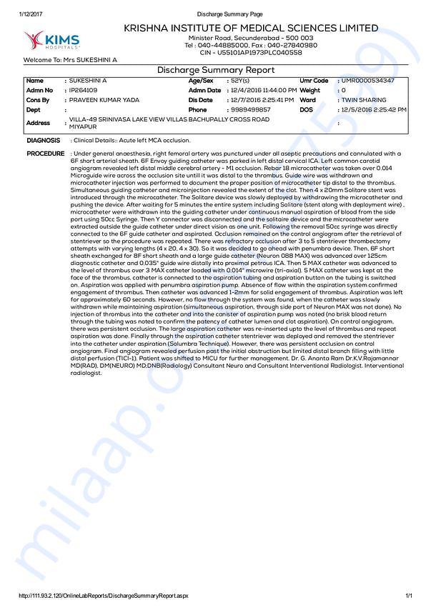 diagnosis summary2