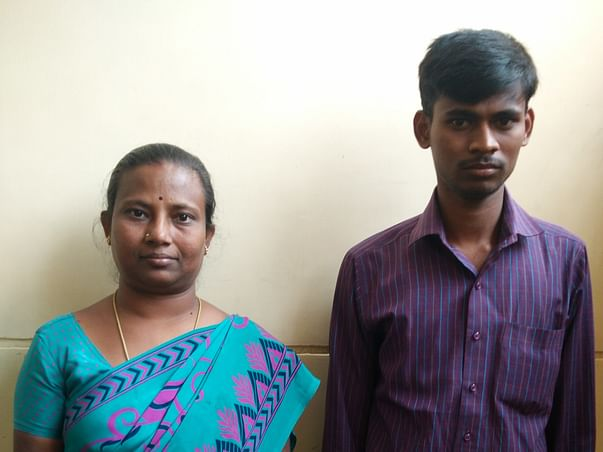 Help Chitra Stay Alive For Her Daughters