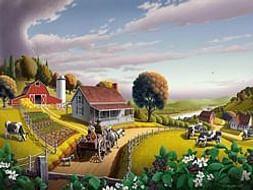 My Village My Vegetable Multi-crop Model Farms