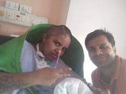 Help Rekha fight Stroke & Paralysis to recover till next Birthday 🍰