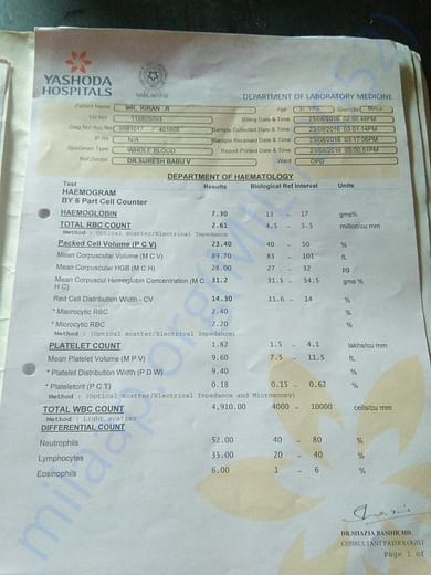 Medical records3