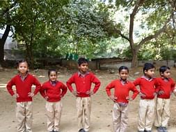 Help Buy Running Shoes for Children at Diksha