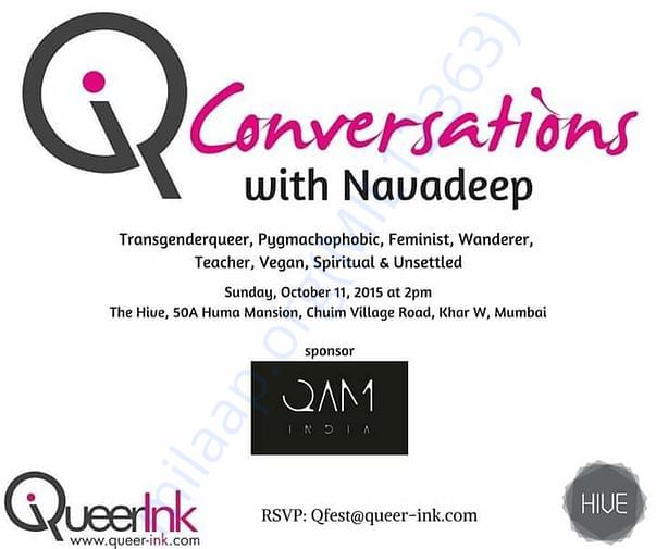 QConversations with Navadeep