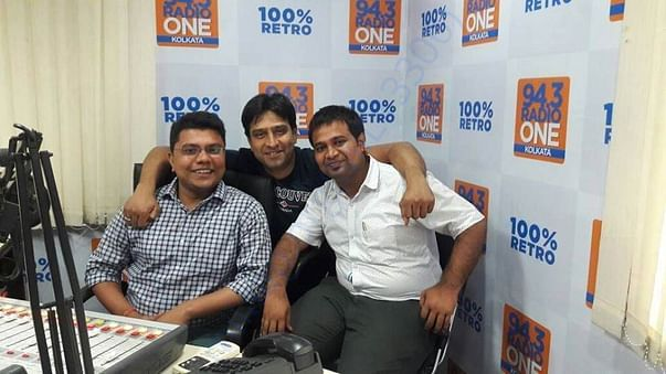 Coverage in Radio One 94.3 FM