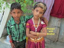 Help Baby Pranavi for Heart Transplantation