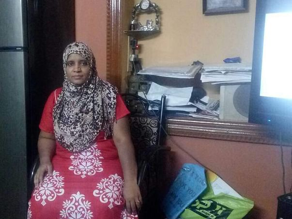Ashraf Needs Your Support To Complete Her Last Phase of treatment