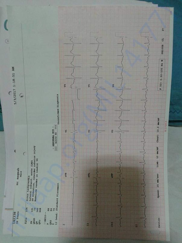 Medical report 11