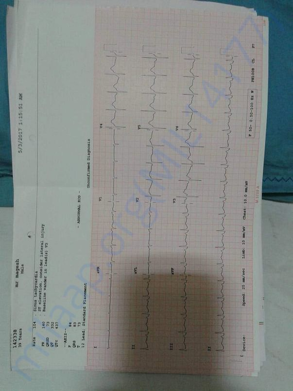 Medical report 12