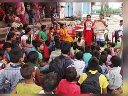 Help Us Organize Talent Classes For Children in Slums In Dehradun
