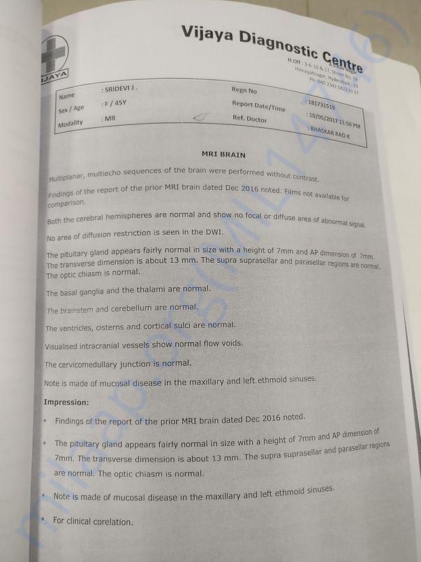 Mri document