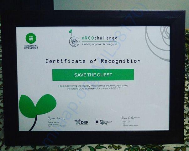 engo award