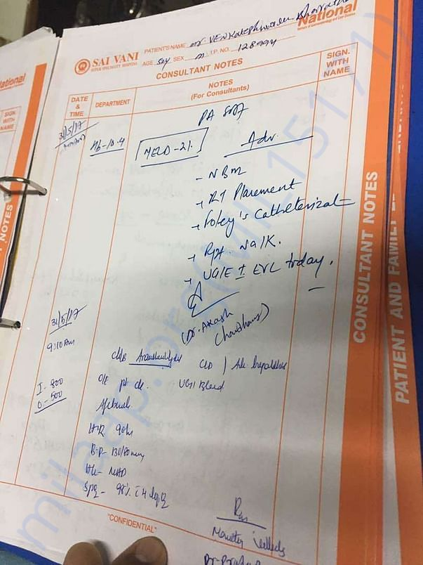Case sheet - 3