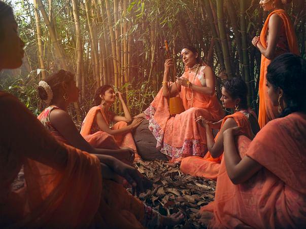 Support Raadha Kalpa's New Artistic Production