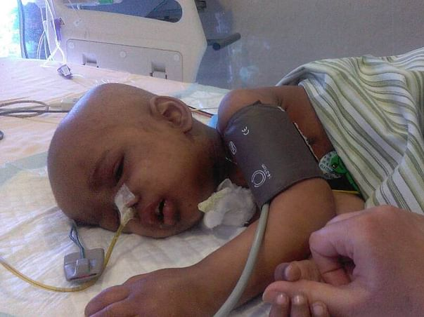 Help our 2 yrs old angel fight complications of BMT