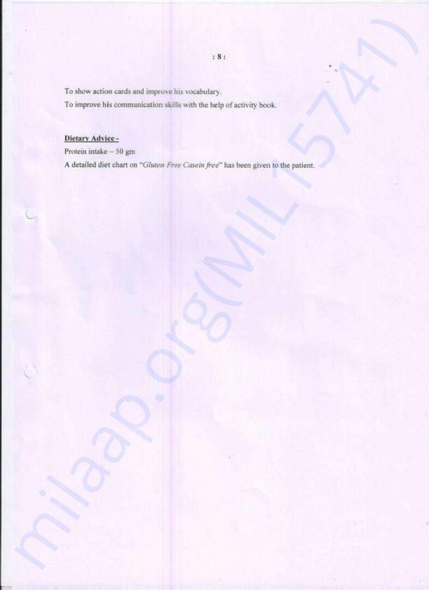 Page 8 - NRRT Treatement Details