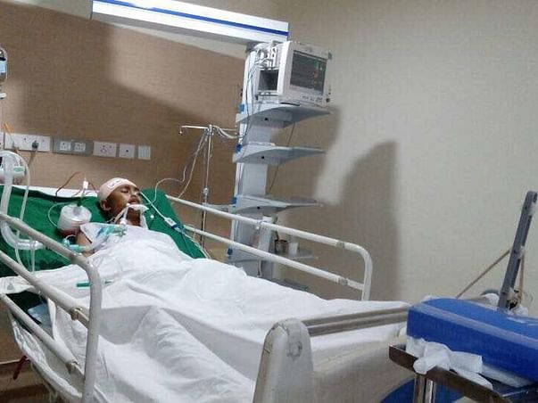 17-year-old Met With A Catastrophic Accident And Needs Your Help
