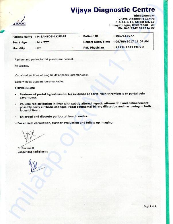 Medical Report - 2