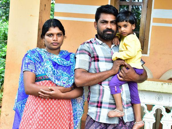 Help Baby Theertha to HEAR the World