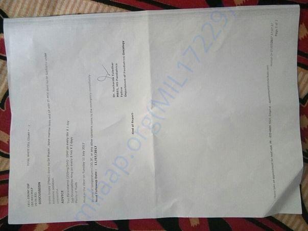 Hospital Prescriptions and Reports2