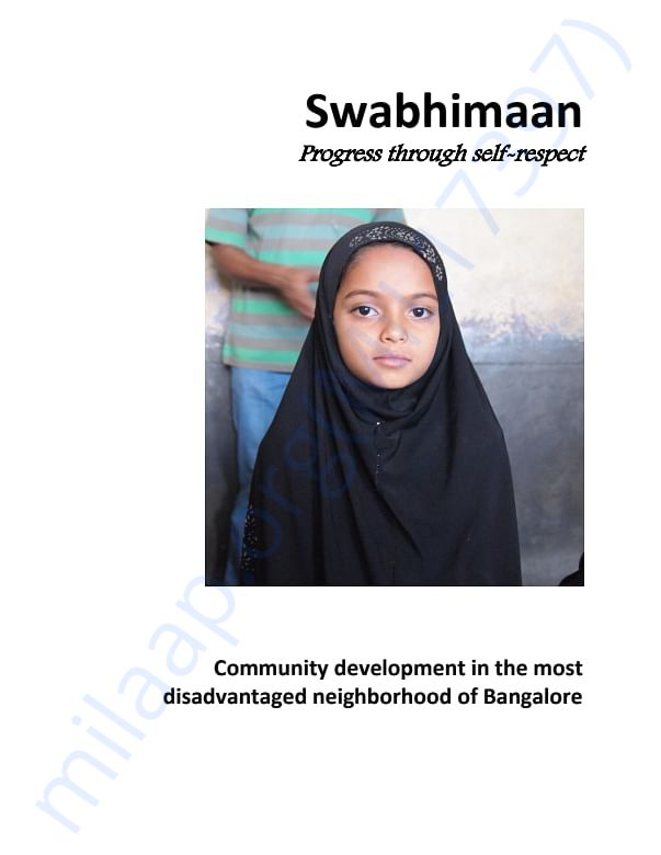 About Swabhimaan and the role they play in education