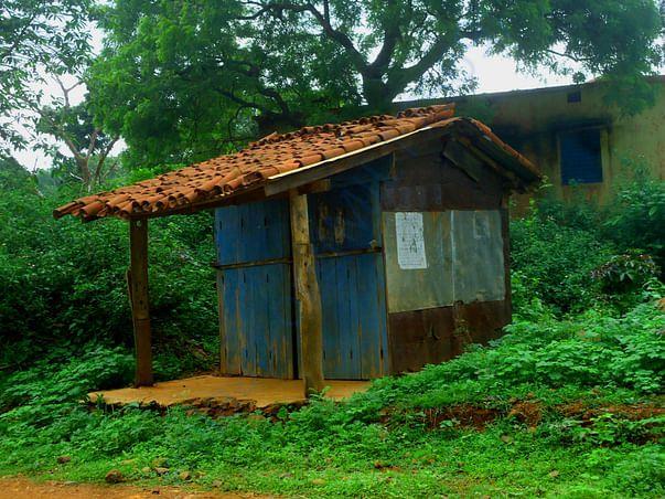 गांव की एक दुकान