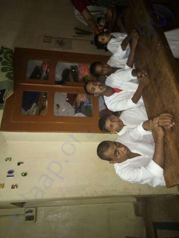 Inmates at Anandatheeram -1
