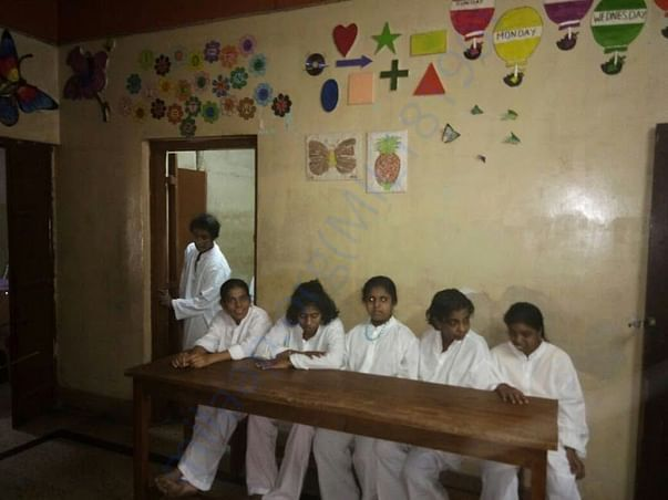 Inmates at Anandatheeram - 3