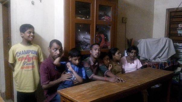 Inmates at Anandatheeram - 5