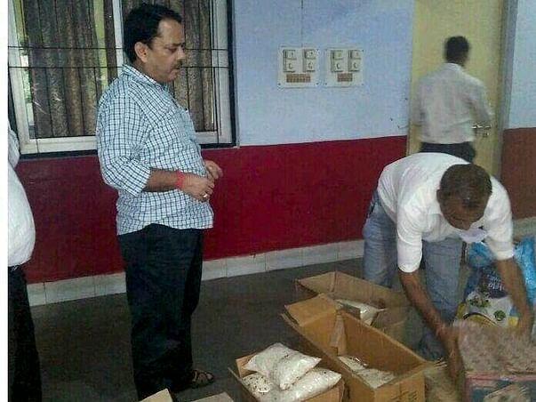 Fund For Flood Relief for Shravasti & Balrampur District