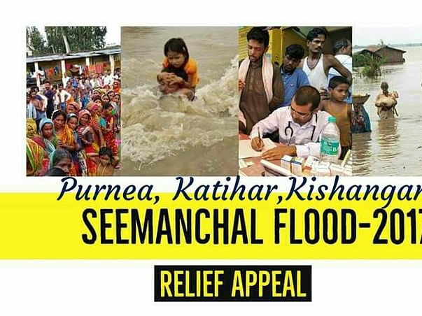 HELP SEEMANCHAL FLOOD VICTIMS #BiharFloods2017