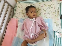 1-Year-Old Baby Hamsika Needs Your Help To Get Liver Transplantation