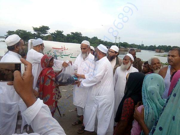 Relief activities